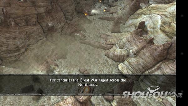 《掠夺之剑:暗影大陆》试玩之场景地图