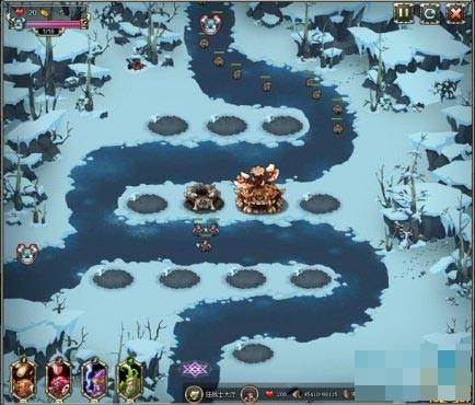 部落守卫战猎场