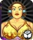 公主铜须(紫金边)