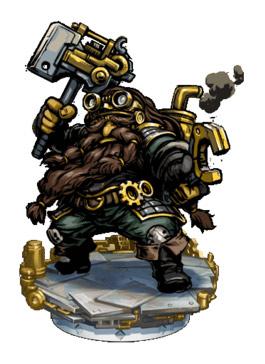 《热血兄弟》矮人工程师
