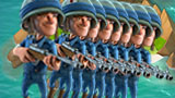【磊磊视频】低本步兵以弱打强视频解说