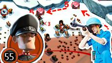 《海岛奇兵》55级boss 步兵海通关攻略