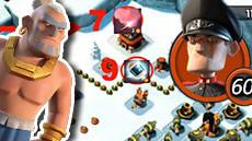《海岛奇兵》最新版60级boss 野人通关攻略