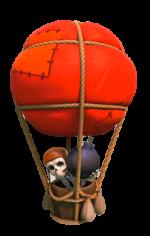 部落冲突气球兵