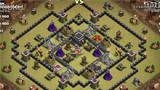 COC部落冲突 完美的石法瓦基打法