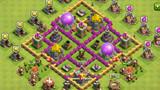 玩家分享六本阵型:格子+少量引导+对称