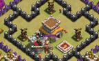 玩家分享八本部落战阵型 COC部落冲突八本