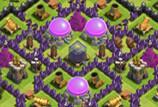 八本部落战阵型分享 玩家自创阵