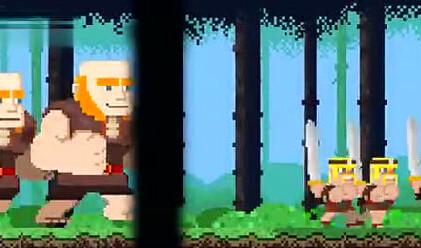 【搞笑】一则关于黄毛和村妇的爱情短片