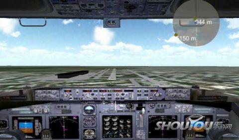 【波音飞机模拟飞行|flight