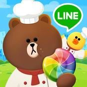 LINE POP:甜点地图